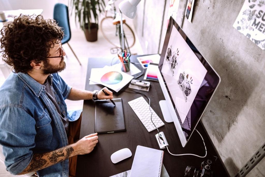10 low-stress jobs in digital art